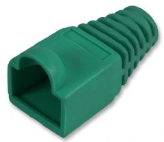PRO POWER SH001 6 GREEN 50  Strain Relief 6Mm Green 50/Pack
